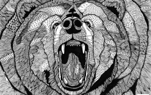 Grizzlyklein