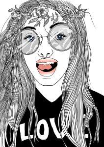 Katrin_Wolff_Illustration_Tumblr_Mädchen1